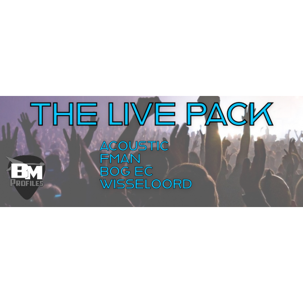 The Live Pack