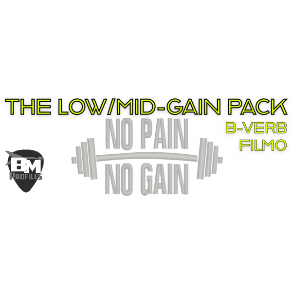 The Low/Mid-Gain Pack
