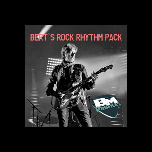 Bert's Rock Rhythm Pack