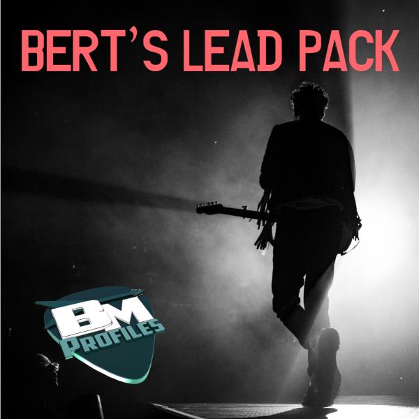 Bert's Lead Pack