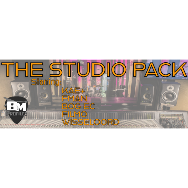 The Studio Pack